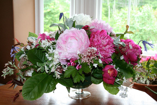Flowers for Special Events: Late June