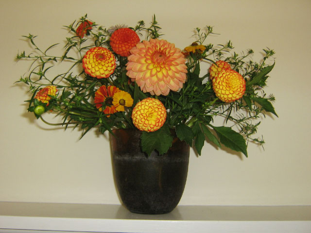 Flowers for Special Events: Late Summer