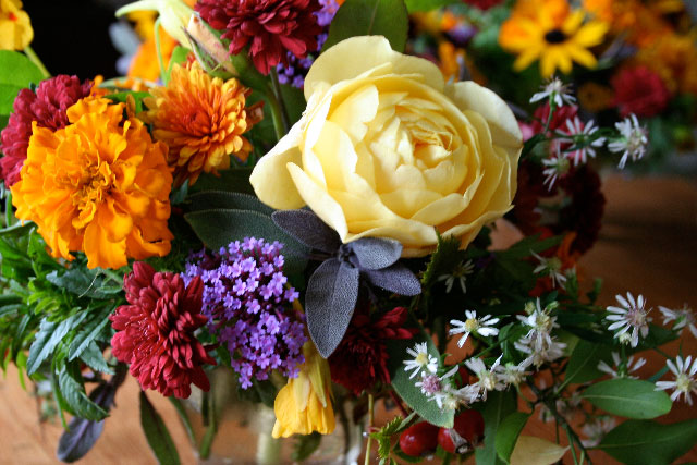 Flowers for Special Events: Giving Thanks